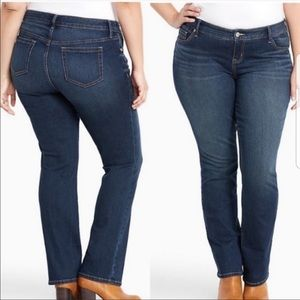 Torrid Barely Bootcut Jeans